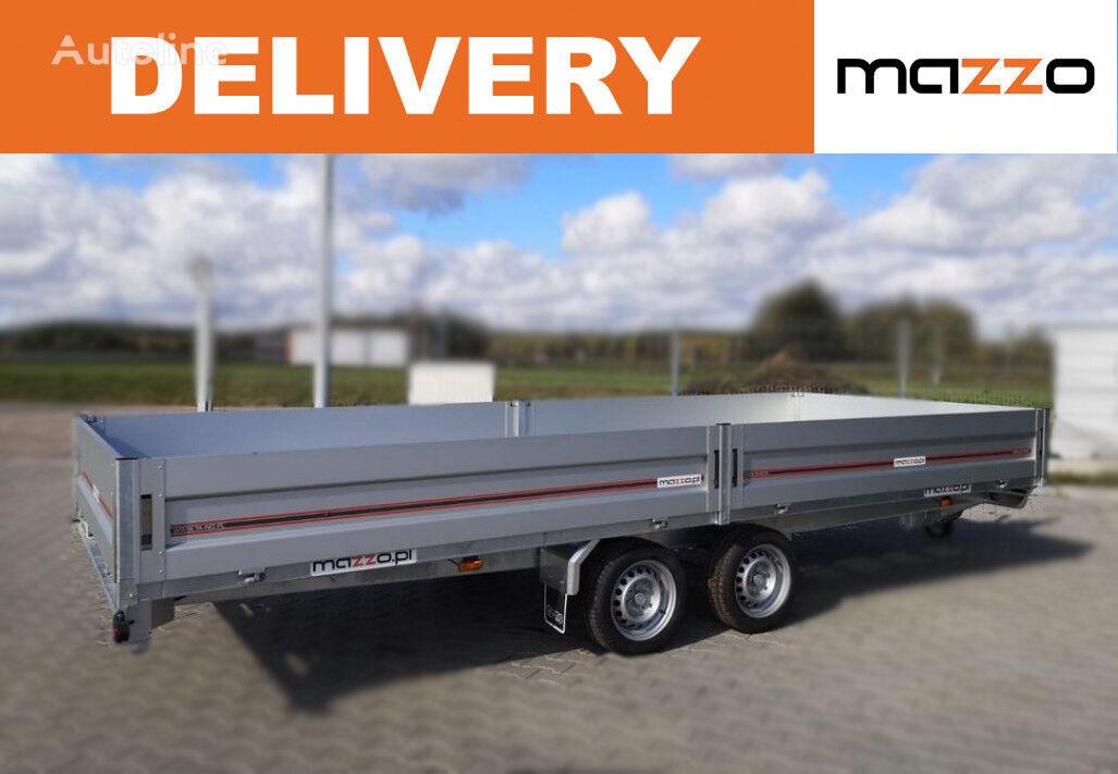 new Hochlader 27.40  flatbed trailer