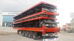 new LIDER 2020 YEAR NEW TRAILER FOR SALE (MANUFACTURER COMPANY) flatbed trailer