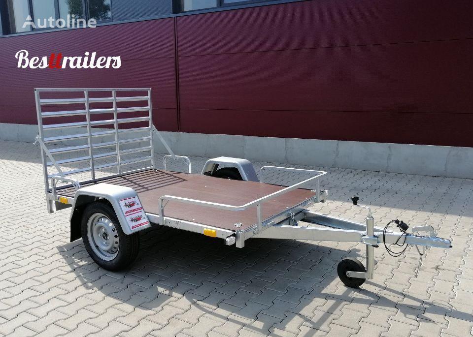 new NIEWIADOW QUAD flatbed trailer