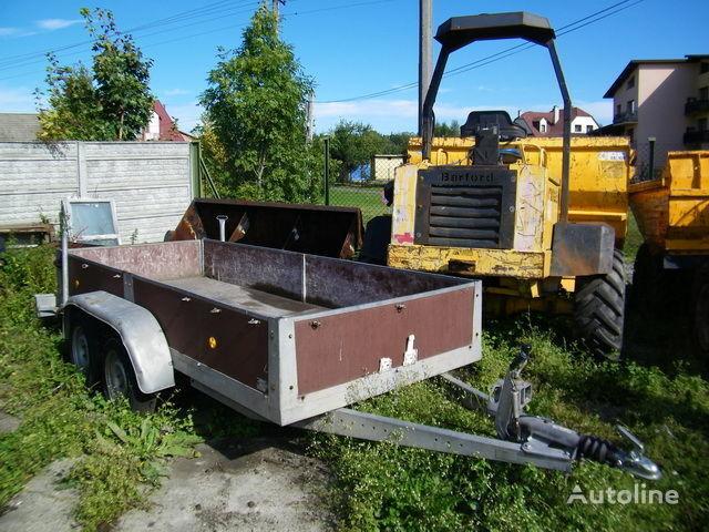 Przyczepa PICK UP TYP TS 2035S flatbed trailer