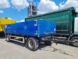 RENDERS 2-DP / D brif flatbed trailer