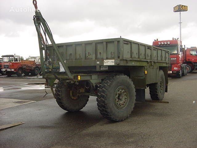 TITAN TLR CGO 5T 4W flatbed trailer