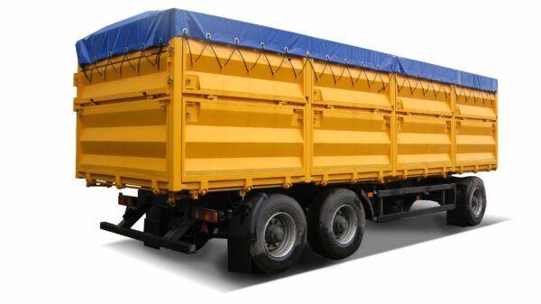 new MAZ MAZ-856103-022-000 grain trailer