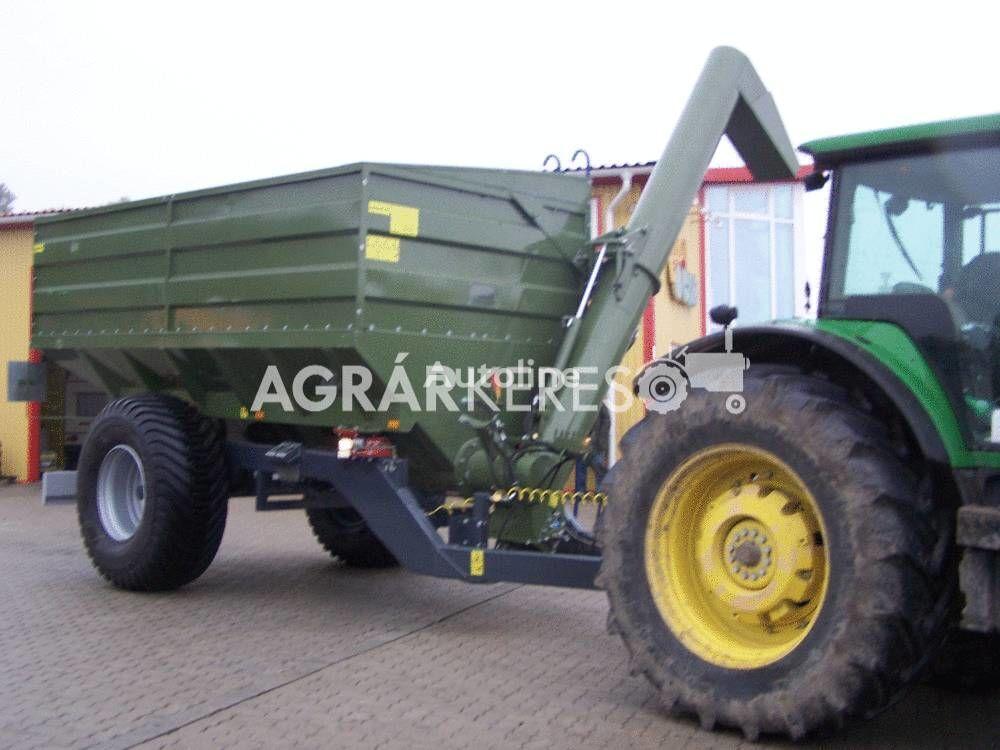 new ZAVOD KOBZARENKA PBN-20 grain trailer