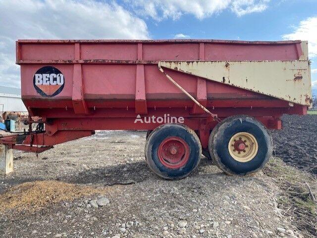 Beco grain trailer