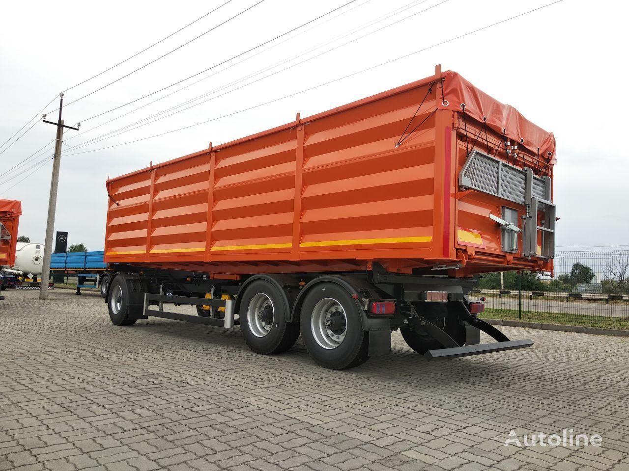 new VARZ PS 3520 grain trailer