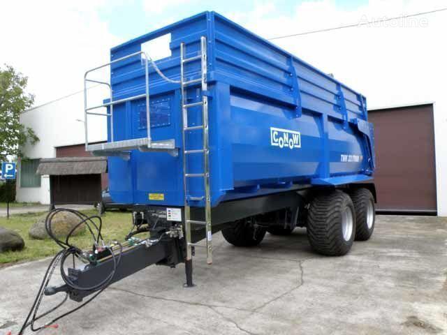 new CONOW TMK 22 /7000 grain truck trailer
