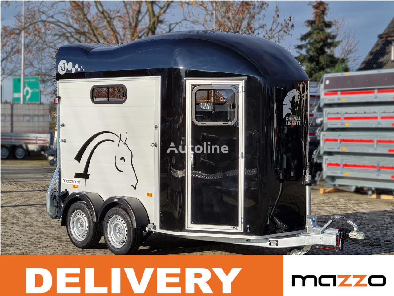 new Cheval liberte GOLD 3 - two horses trailer horse trailer