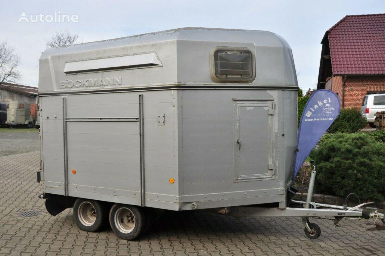 Böckmann Alu für 3 Pferde horse trailer