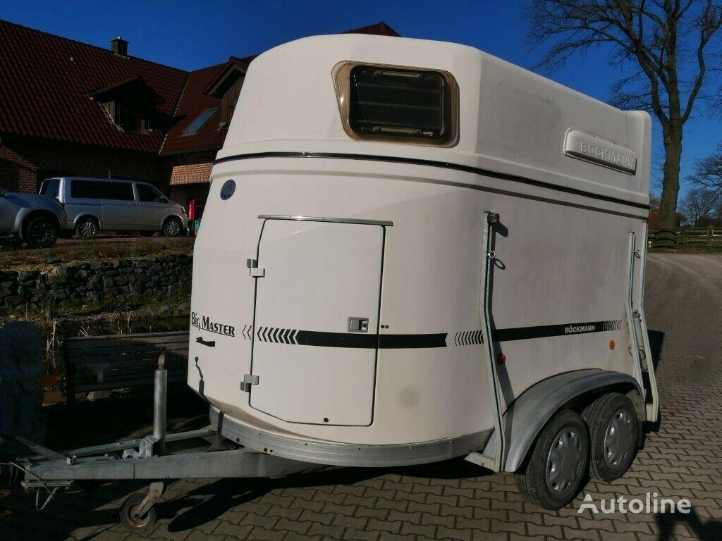 Böckmann Big Master horse trailer