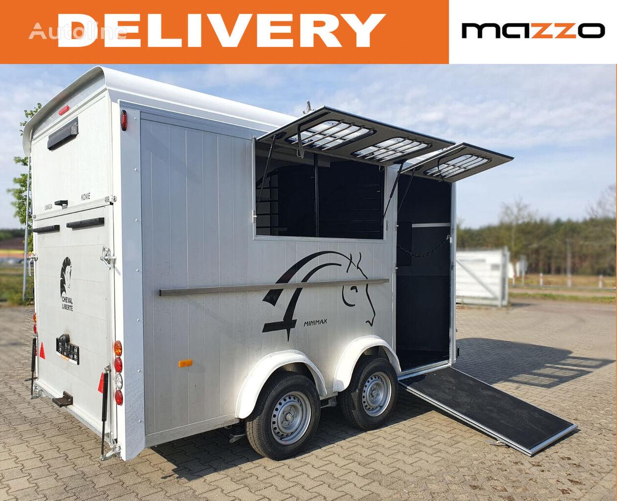 new Cheval liberte MINIMAX  horse trailer