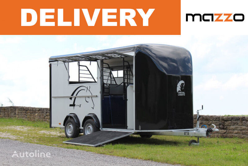new Cheval liberte OPTIMAX 4 horses trailer  horse trailer