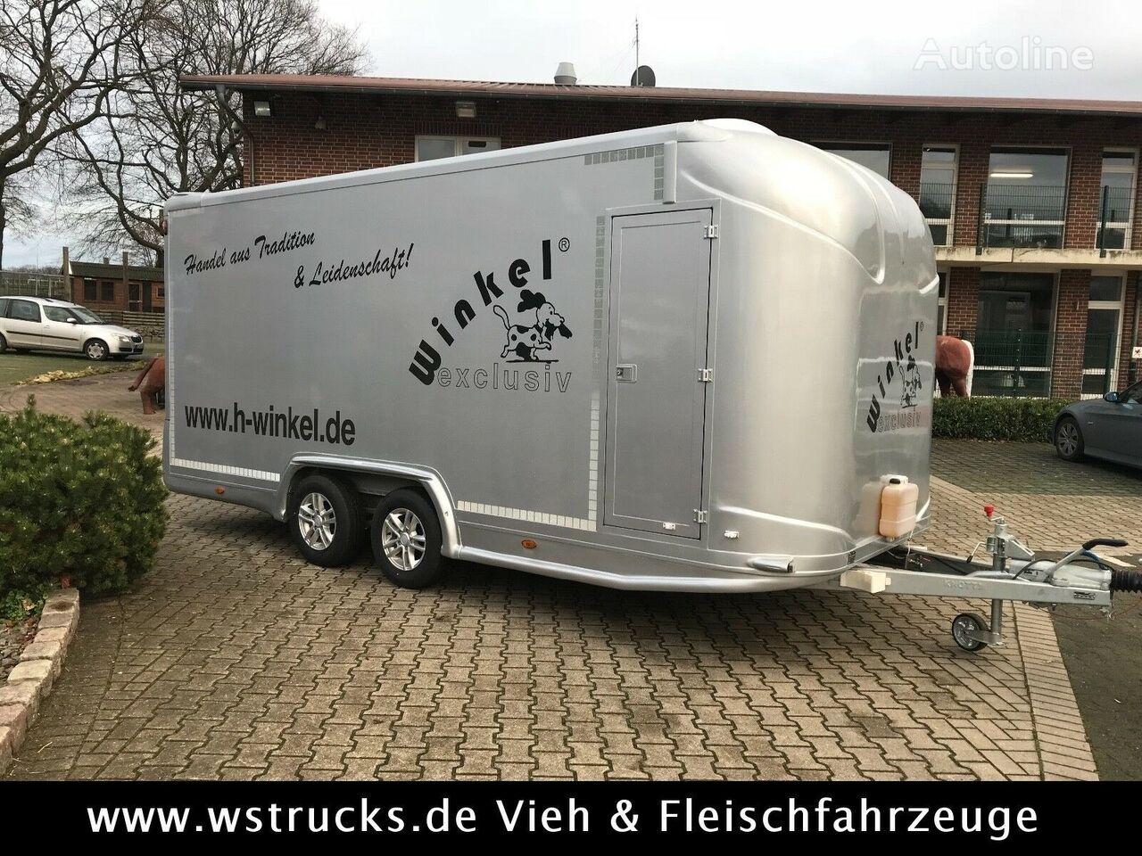 new Speziell Kleintier Klima Heizung Autak horse trailer