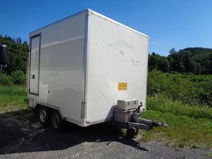 Sävsjösläpet AB  SSLV3530B isothermal trailer