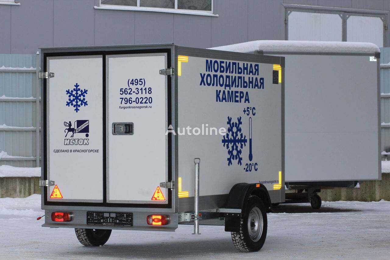 new ISTOK 3791T2 isothermal trailer