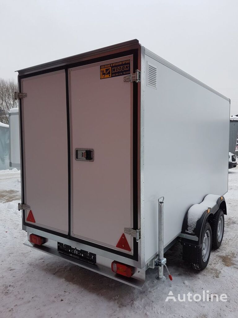 new ISTOK 3792M4 isothermal trailer