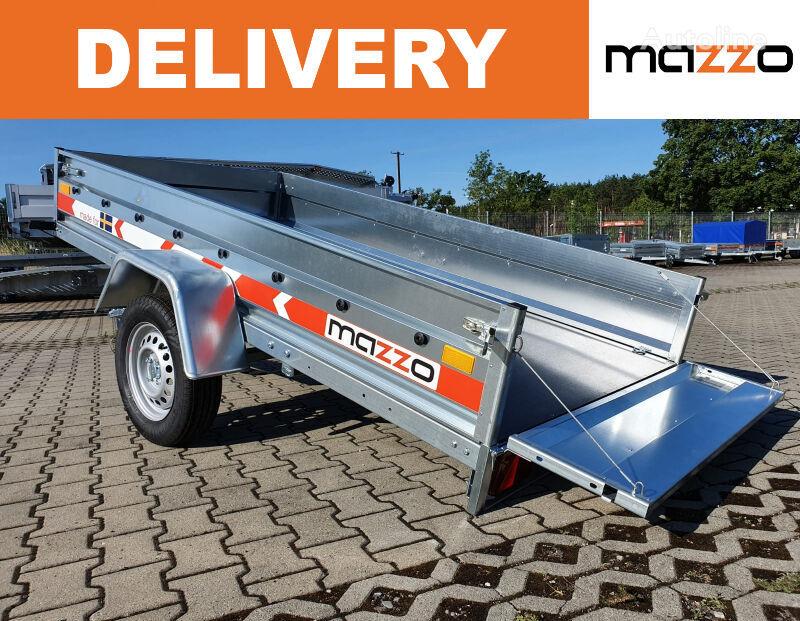 new M2713R 263x132x35 dropside light trailer