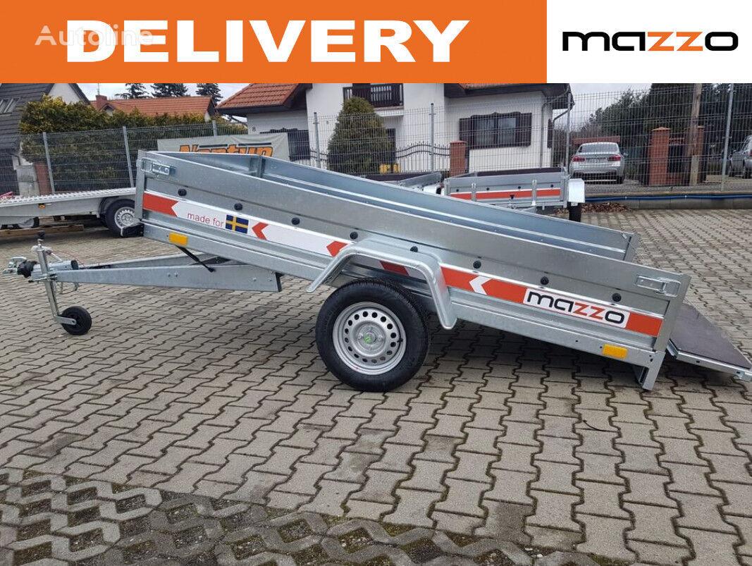 new NIEWIADOW BD 7527UH Braking trailer 263 x 132 x 35 cm light trailer