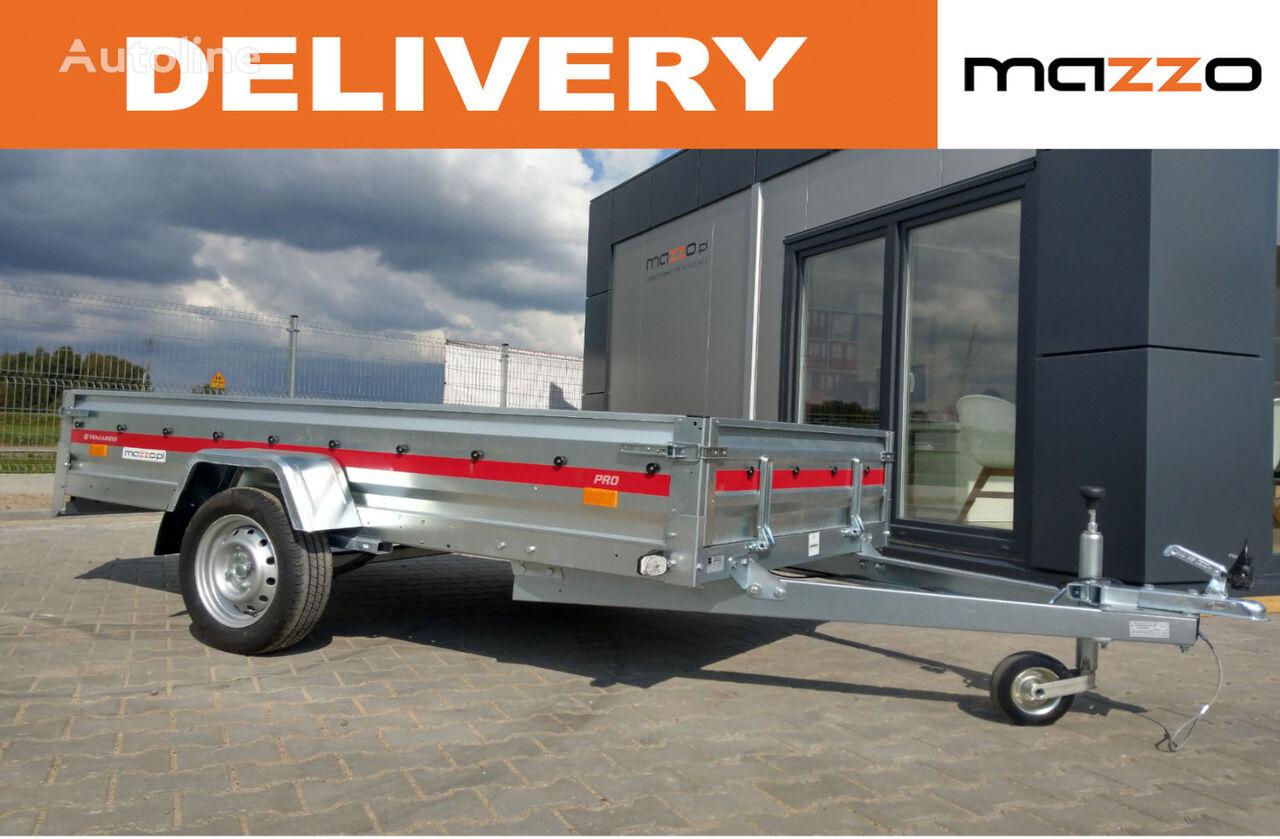 new 263x135 GVW 750kg! P2612R Leaf spring light trailer