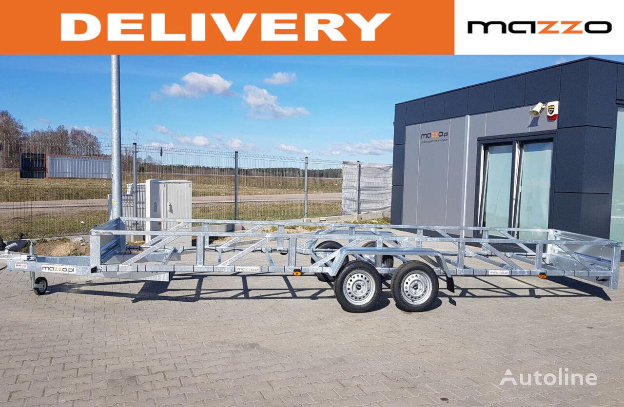 new 612x123x40cm 750kg Logs trailer light trailer