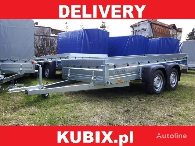 new FARO SOLIDUS 330x150x35 cm light trailer
