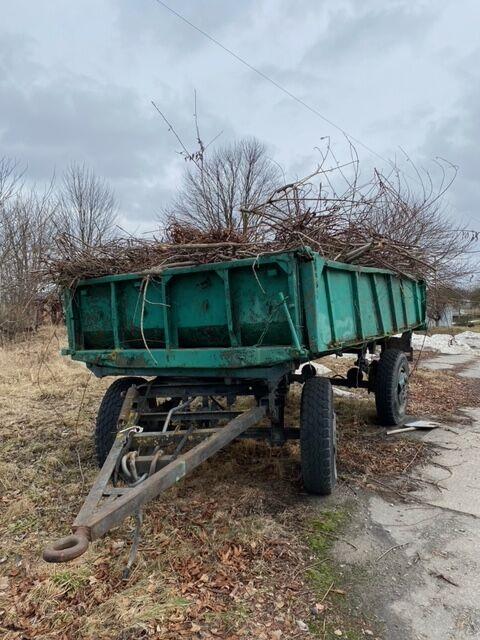 GKB 817 light trailer