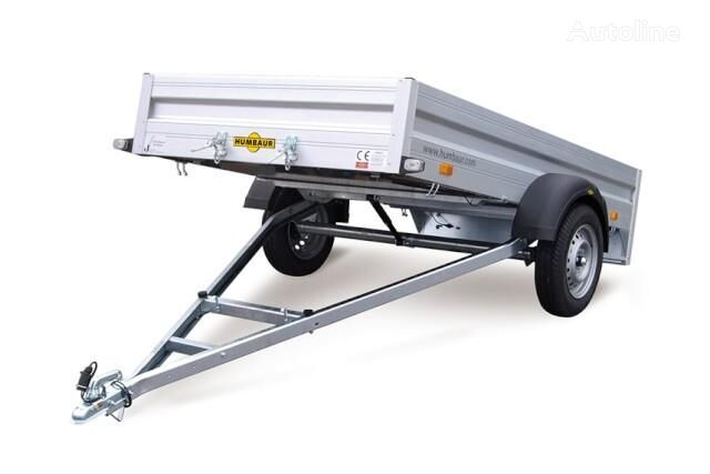 new HUMBAUR HA 752513 light trailer