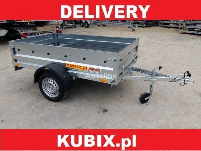 new NEPTUN Uchylna przyczepa resorowana GN215 210x129x40 cm light trailer