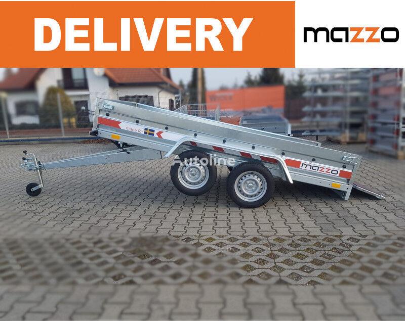 new NIEWIADOW BD 7530UT Tilted biaxial  light trailer