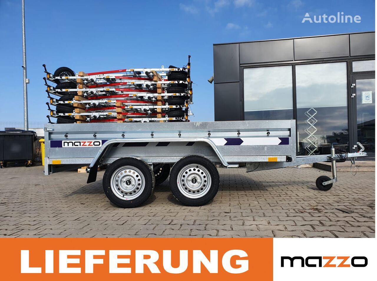 new NIEWIADOW BMAX light trailer