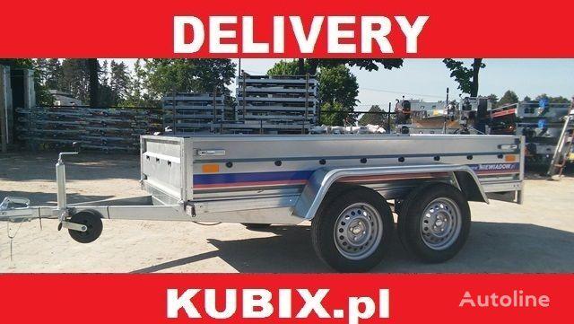 new NIEWIADOW Tandem BEG7527T 263x132x35cm light trailer