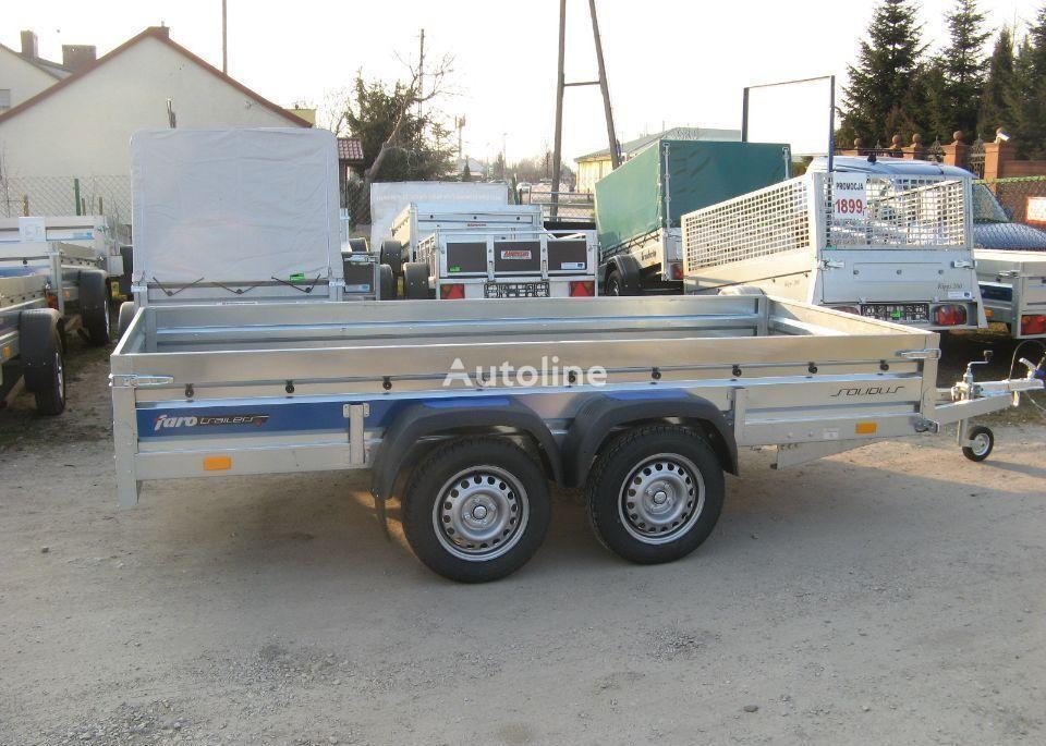 new Przyczepa Solidus  light trailer