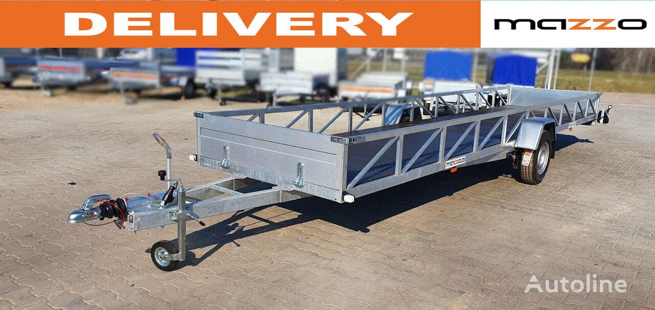 new SALE-  Logs trailer  600x150x35cm light trailer