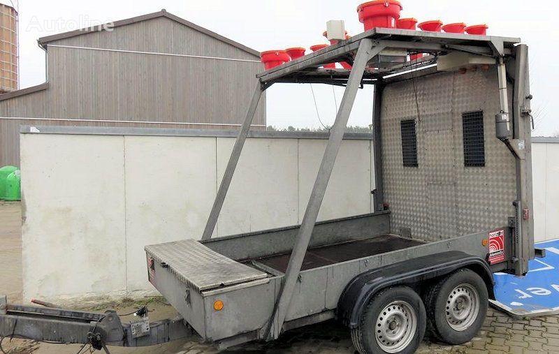 TREBBINER 25.25 light trailer