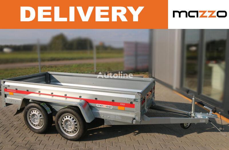 new p2612/2 263x125x35cm  750kg light trailer