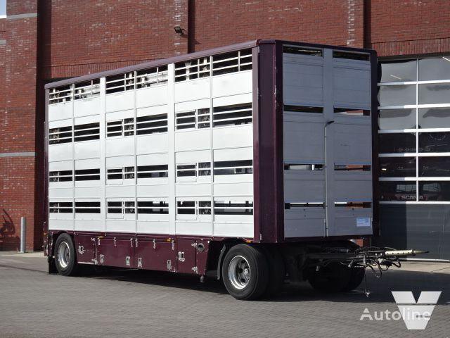 new BERDEX AV.1010 - Livestock 4 deck - Type 2 - Euroscan - Loadlift - BPW livestock trailer