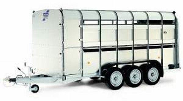IFOR Williams TA510T livestock trailer