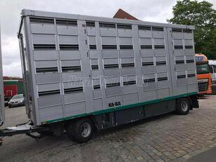 KA-BA 18/73 livestock trailer