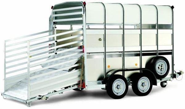 WILLIAMS TA510 livestock trailer