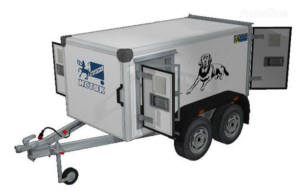 new ISTOK 3791M2 livestock trailer