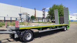 new 4589P6 low loader trailer