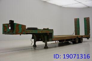 ACTM DIEPLADER low loader trailer