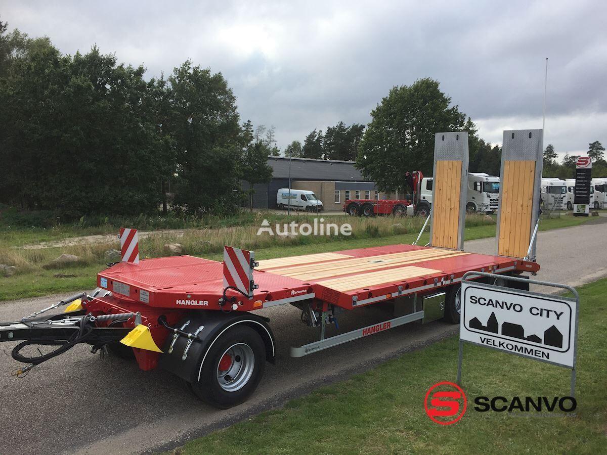 HANGLER DTS 300  low loader trailer