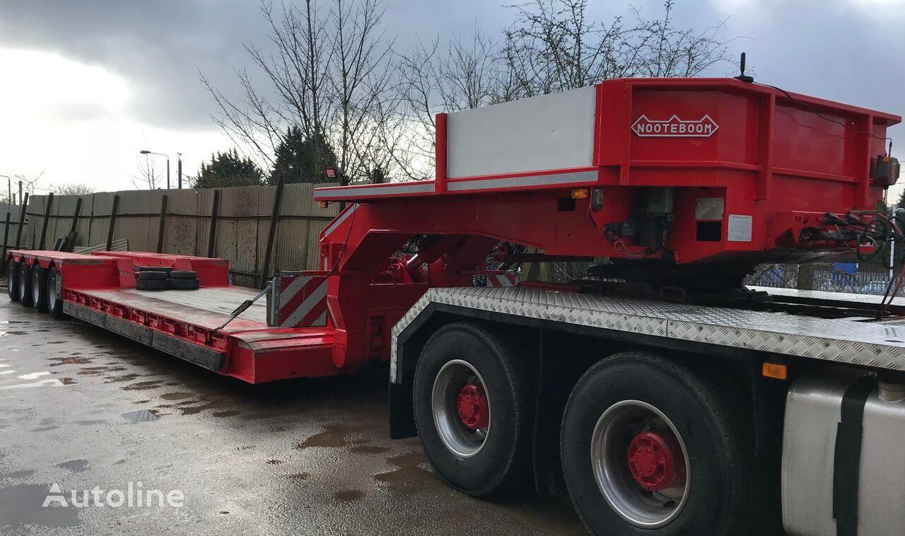 NOOTEBOOM EURO-83-04 V low loader trailer