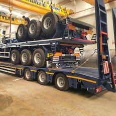 new Ram Treyler 3 AXEL LOWBED SEMI TRAILER low loader trailer
