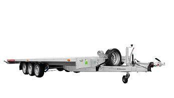 new TEMARED CARPLATFORM 6021 S low loader trailer