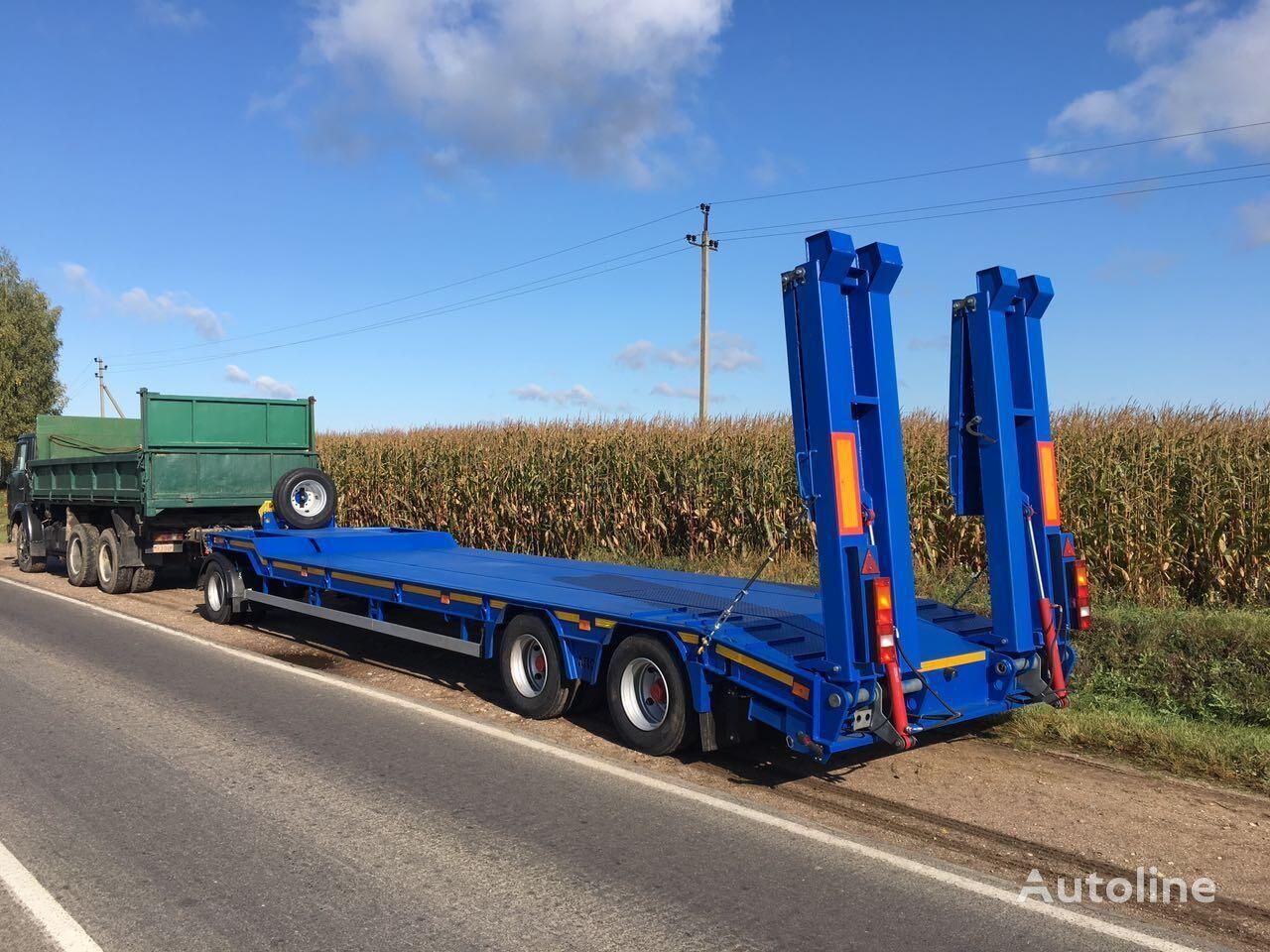 new APS 853000 low loader trailer