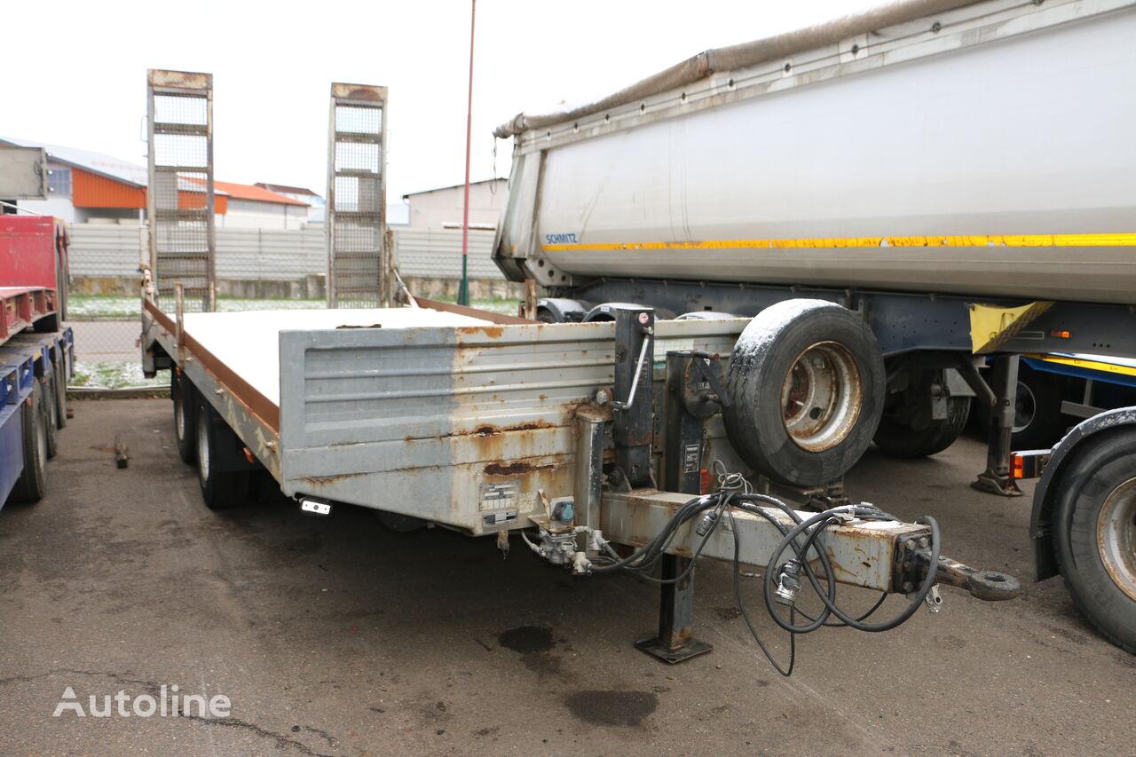 BLOMENRÖHR 688/18000 low loader trailer
