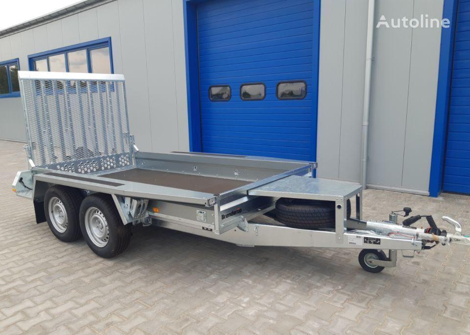 new Brenderup MT 3080 low loader trailer