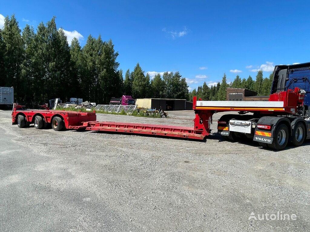 DOLL erikoiskuljetus puoliperävaunu low loader trailer